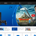 PlayStation®4 I プレイステーション